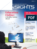 Insight Magazine 5th Issue
