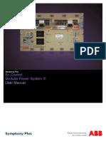 2VAA002191 B en S Control Modular Power System III