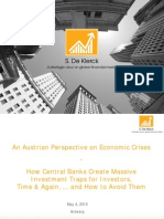 An Austrian Perspective on Economic Crises - An Introduction