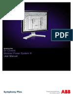 2VAA002191 - En S Control Modular Power System III