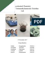 lab report