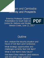 Thayer, Vietnam and Cambodia