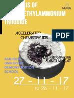 send -chemistry lab report 2017