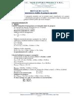 4. Breviar de Calcul - Dimensionare SPAU