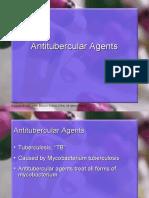 Anti Tubercular Agents