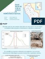 caudales maximos en cuenca de Lima