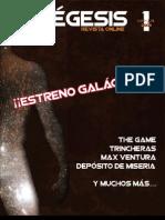 Revista Exegesis 01 (2009)