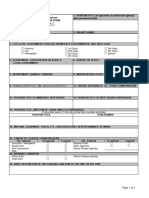 Dbm-csc Form No 1 PDF
