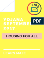 Yojana September 2017