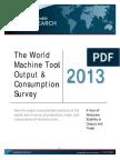 World Machine Tool Output 2013