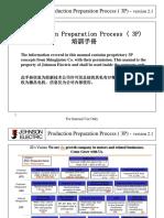 Johnson Electric - Production Preparation Process(3P) training material.pdf