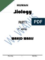 Human Biology Part 1 FB