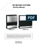 Monitor Heater Parts # 6181 Burner Ring Monitor 422 Heater Parts Monitor 6181