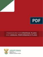 Budget and Performance Framework
