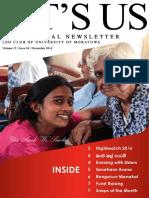 IT's US - Volume 13 Issue 04 - November 2016