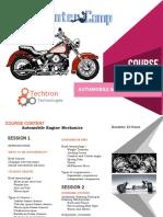 Automobile Ic Engine