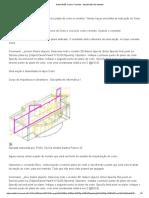 AutoCAD3D Corte e Fachada - Apostila Fácil de Entender QWE
