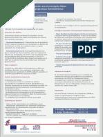 Νέες Τουριστικές Επιχειρήσεις - Flyer