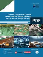 Guia buenas prácticas en PRL en el sector de piscifactoria