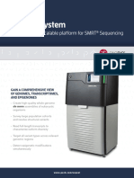 Sequel System Product Note