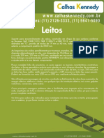 Catalogo Leitos