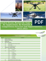 Global Drone Market Forecast & Opportunities, 2022_Brochure