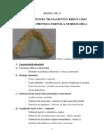 Analiza Model Studiu in vederea stabilirii unui plan de tratament