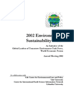 2002 Environmental Performance Index