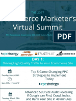 The 2017 Ecommerce Market's Virtual Summit