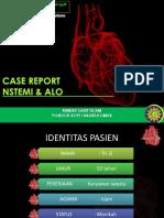 Case Report Internship Ilham Suryo