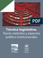 LIBRO Tecnica Legislativa 2013