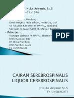 CAIRAN SEREBROSPINALIS