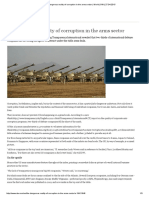11 DW the Dangerous Reality of Corruption in the Arms Sector