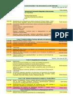 Cronograma - Curso Geologia Regional