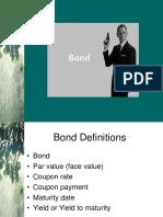Corp Fin Session 15 Bonds