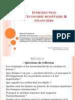 Révision 1 S3 Économie Monétaire