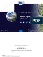 Copernicus Market Report 11 2016 by Jean-Christophe Delhaye