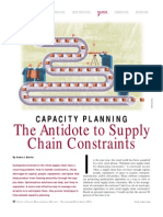 The Antidote to Supply Chain Constraints SCMR Nov-Dec 01