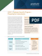 Swift Customer Security Program Protiviti