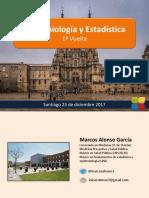 Estadística y Epidemiología Santiago'19 1V