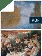 Telas Do Impressionismo
