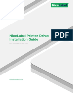 Ig-NiceLabel Printer Driver Installation Guide