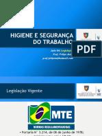 HST 04 SLD Legislação