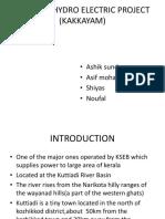 Kuttiadi Hydro Electric Project