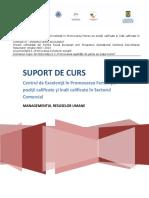 _Suport de Curs, MRU