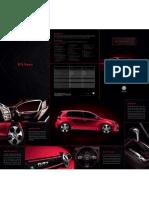 New GTI Brochure