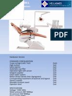 Hellasmed - Dental Unit Ys-dc-600a