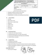Job Sheet Starter