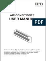 Ifb Ac Manual