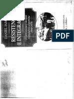 James, Daniel. Resistencia e integración.pdf